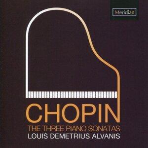 Louis Demetrius Alvanis 歌手頭像