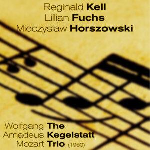 Reginald Kell (clarinet), Lillian Fuchs (viola), Mieczyslaw Horszowski (piano) 歌手頭像