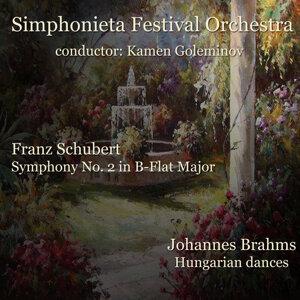 Simphonieta Festival Orchestra 歌手頭像