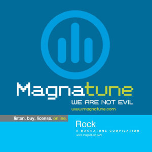 Magnatune Compilation 歌手頭像