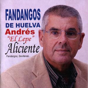 """Andrés """"El Lepe"""" 歌手頭像"""