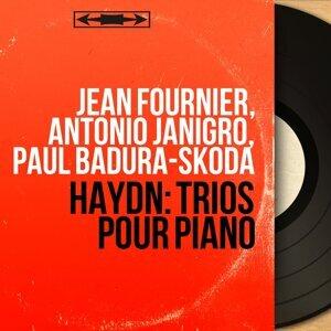 Jean Fournier, Antonio Janigro, Paul Badura-Skoda 歌手頭像