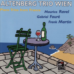 Altenberg Trio Wien 歌手頭像