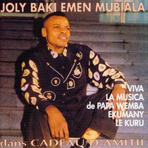 Joly Baki Emen Mubiala 歌手頭像