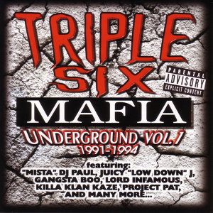 Triple Six Mafia 歌手頭像