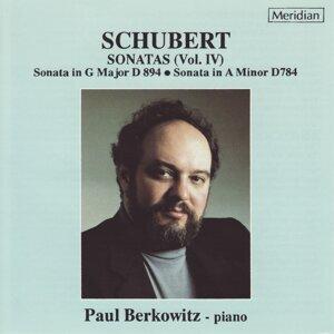 Paul Berkowitz 歌手頭像