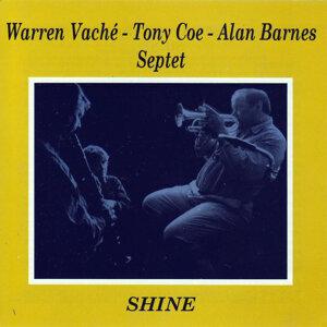 Warren Vache, Tony Coe, Alan Barnes Septet 歌手頭像