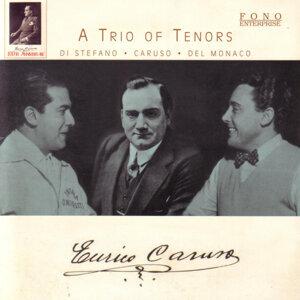 Giuseppe Di Stefano, Enrico Caruso & Mario Del Monaco 歌手頭像