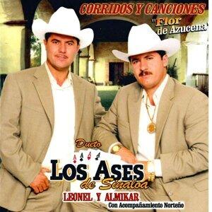 """Leonel Y Almikar """"Los Ases De Sinaloa"""" 歌手頭像"""