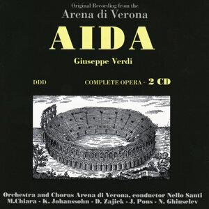 Orchestra and Chorus Arena di Verona 歌手頭像