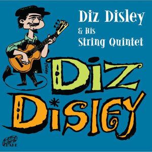 Diz Disley 歌手頭像