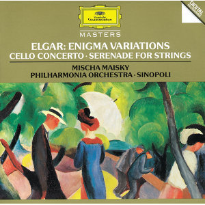 Giuseppe Sinopoli,Mischa Maisky,Philharmonia Orchestra 歌手頭像