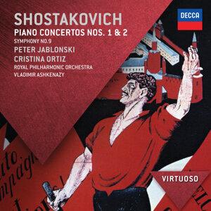 Vladimir Ashkenazy,Royal Philharmonic Orchestra,Cristina Ortiz,Peter Jablonski 歌手頭像