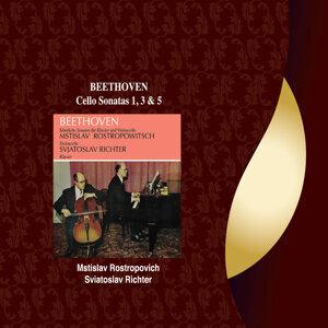 Sviatoslav Richter,Mstislav Rostropovich 歌手頭像