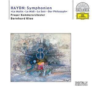 Prague Chamber Orchestra,Bernhard Klee 歌手頭像