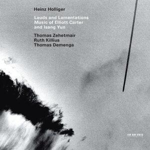 Heinz Holliger,Ruth Killius,Thomas Zehetmair,Thomas Demenga 歌手頭像