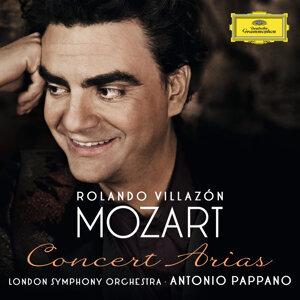 Rolando Villazón,London Symphony Orchestra,Antonio Pappano 歌手頭像