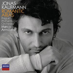 Marco Armiliato,Prague Philharmonic Orchestra,Jonas Kaufmann 歌手頭像