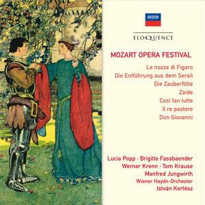 Lucia Popp,Brigitte Fassbaender,Werner Krenn,Tom Krause,Vienna Haydn Orchestra,István Kertész,Manfred Jungwirth 歌手頭像