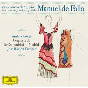 Orquesta de la Comunidad de Madrid,Ainhoa Arteta,José Ramón Encinar 歌手頭像