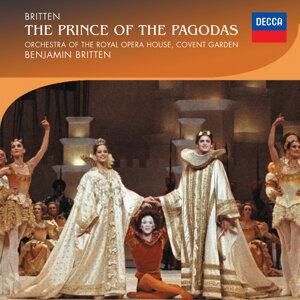 Benjamin Britten,Orchestra of the Royal Opera House, Covent Garden 歌手頭像