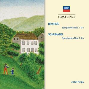 Josef Krips,London Symphony Orchestra,Wiener Philharmoniker 歌手頭像
