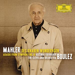 Magdalena Kozená,Christian Gerhaher,The Cleveland Orchestra,Pierre Boulez 歌手頭像