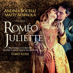 Orchestra del Teatro Carlo Felice,Fabio Luisi,Maite Alberola,Coro del Teatro Carlo Felice,Andrea Bocelli 歌手頭像
