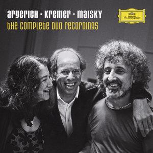 Gidon Kremer,Mischa Maisky,Martha Argerich