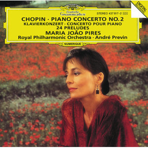 Maria João Pires,Royal Philharmonic Orchestra,André Previn 歌手頭像