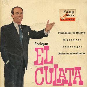 """Enrique """"El Culata"""" 歌手頭像"""