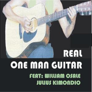 William Osale & Julius Kimondio 歌手頭像