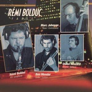 Rémi Bolduc 歌手頭像