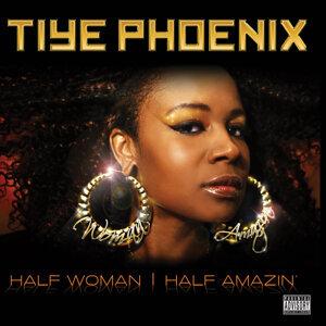 Tiye Phoenix 歌手頭像