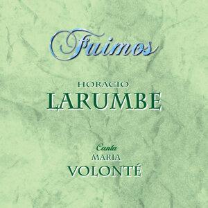 Horacio Larrumbe - María Volonte 歌手頭像