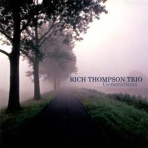 Rich Thompson Trio 歌手頭像