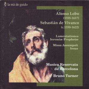 Musica Reservata De Barcelona 歌手頭像