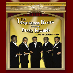 Temptations Review Featuring Dennis Edwards 歌手頭像