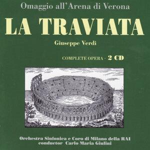 Orchestra Sinfoniea e Coro di Milano della Rai 歌手頭像