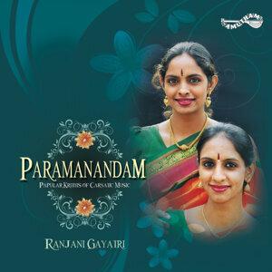 Ranjani   Gayathri 歌手頭像