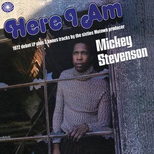 Mickey Stevenson 歌手頭像