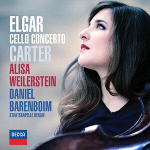 Daniel Barenboim,Staatskapelle Berlin,Alisa Weilerstein 歌手頭像