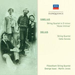 George Isaac,Martin Jones,Fitzwilliam Quartet 歌手頭像