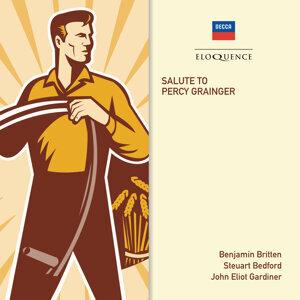 John Eliot Gardiner,Benjamin Britten,Steuart Bedford 歌手頭像