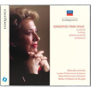 Rafael Frühbeck de Burgos,London Philharmonic Orchestra,Alicia de Larrocha,Royal Philharmonic Orchestra 歌手頭像
