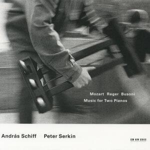 András Schiff,Peter Serkin 歌手頭像