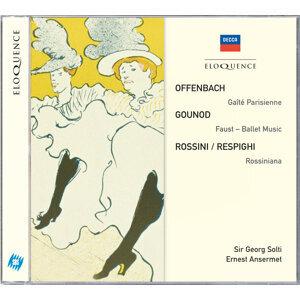 L'Orchestre de la Suisse Romande,Ernest Ansermet,Orchestra of the Royal Opera House, Covent Garden,Sir Georg Solti 歌手頭像