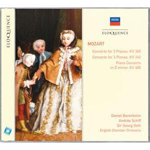 Sir Georg Solti,Daniel Barenboim,András Schiff,English Chamber Orchestra 歌手頭像