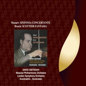 David Oistrakh,London Symphony Orchestra,Moscow Philharmonic Orchestra 歌手頭像