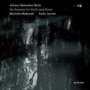 Keith Jarrett,Michelle Makarski 歌手頭像